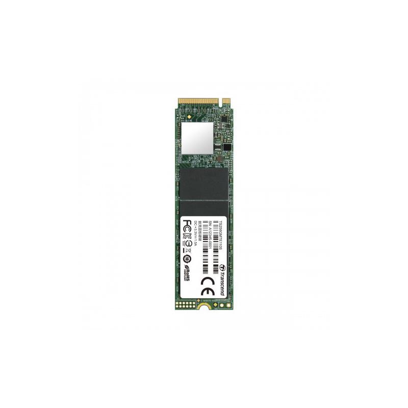 Transcend 110S 512GB M.2 2280 (M-Key) PCIe Gen3x4 SSD Drive