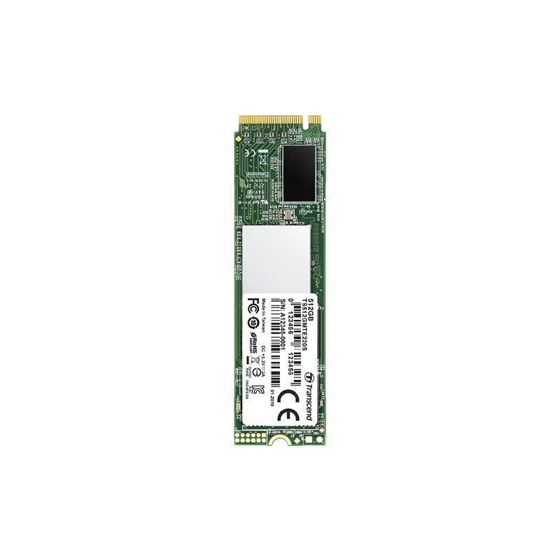 Transcend 220S 512GB M.2 2280 (M-Key) PCIe Gen3x4 SSD