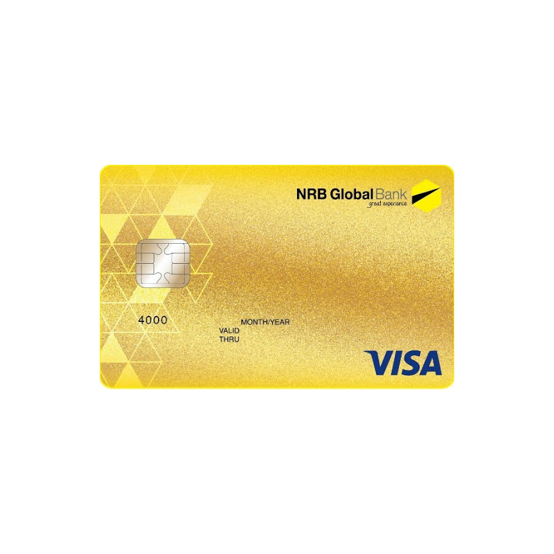 Visa Gold Card (Local)