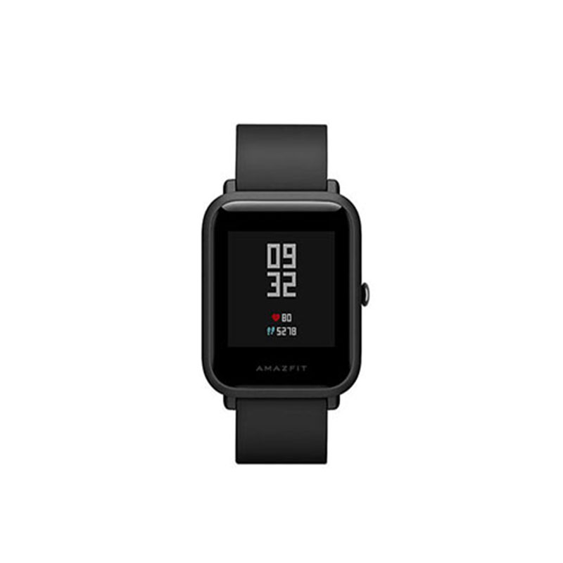 Amazfit Bip Lite 45-Day Battery Life, 24/7 Heart Rate 1.2 Inch Always-on Touchscreen 3 ATM