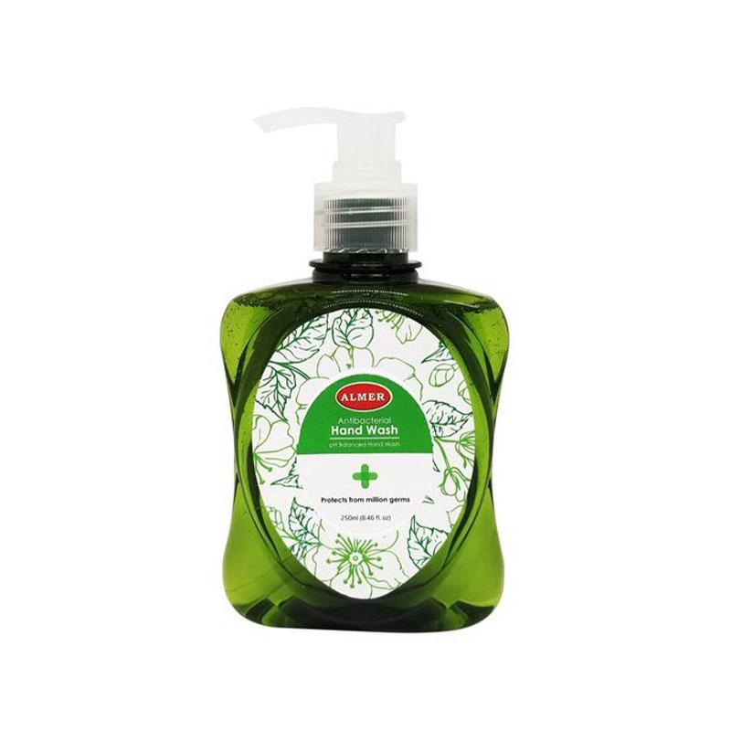 Almer Antibacterial Hand Wash Green - 250ml