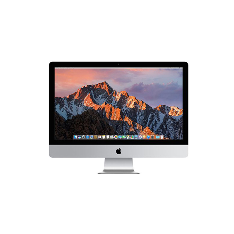 Apple iMac (2017) Intel Core i5 (Boost up to 3.8 GHz), 8GB of 2400MHz DDR4 Ram, 1TB Fusion Drive, Radeon Pro 560 with 4GB Graphics, 21.5-inch Retina 4K display