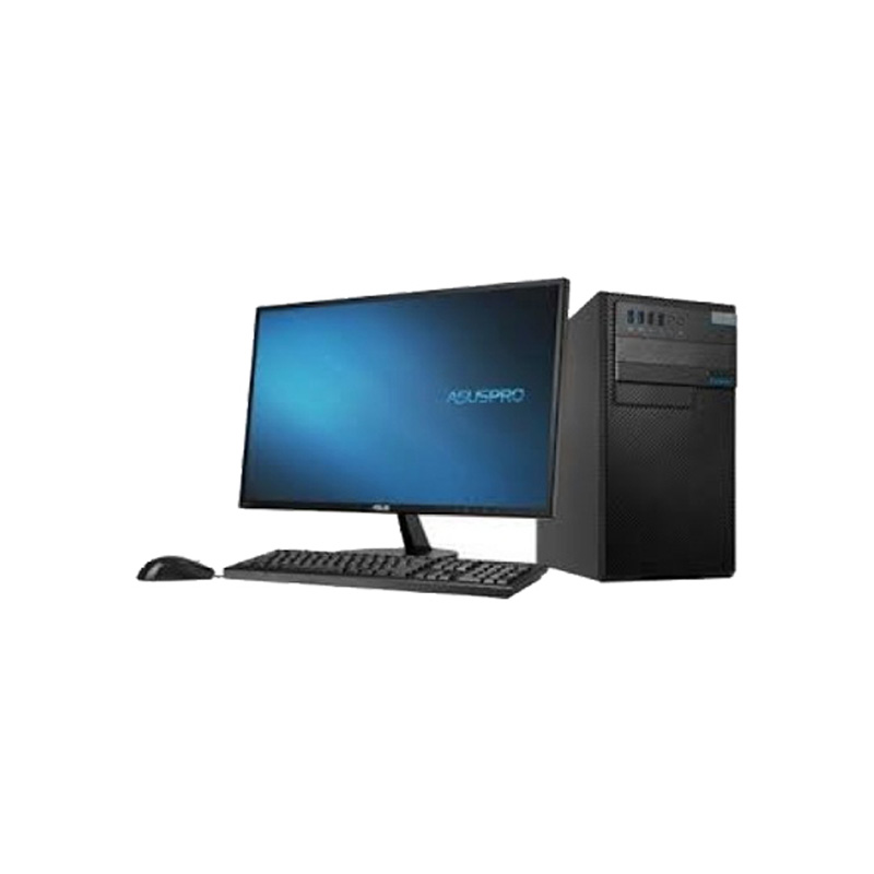 "Asus D520MT 6th generation Intel® Core i7-6700 (3.40 up to 4.0 GHz), 4 GB DDR4 Ram, Intel HD Graphics 530, Asus 18.5"" LED Monitor"