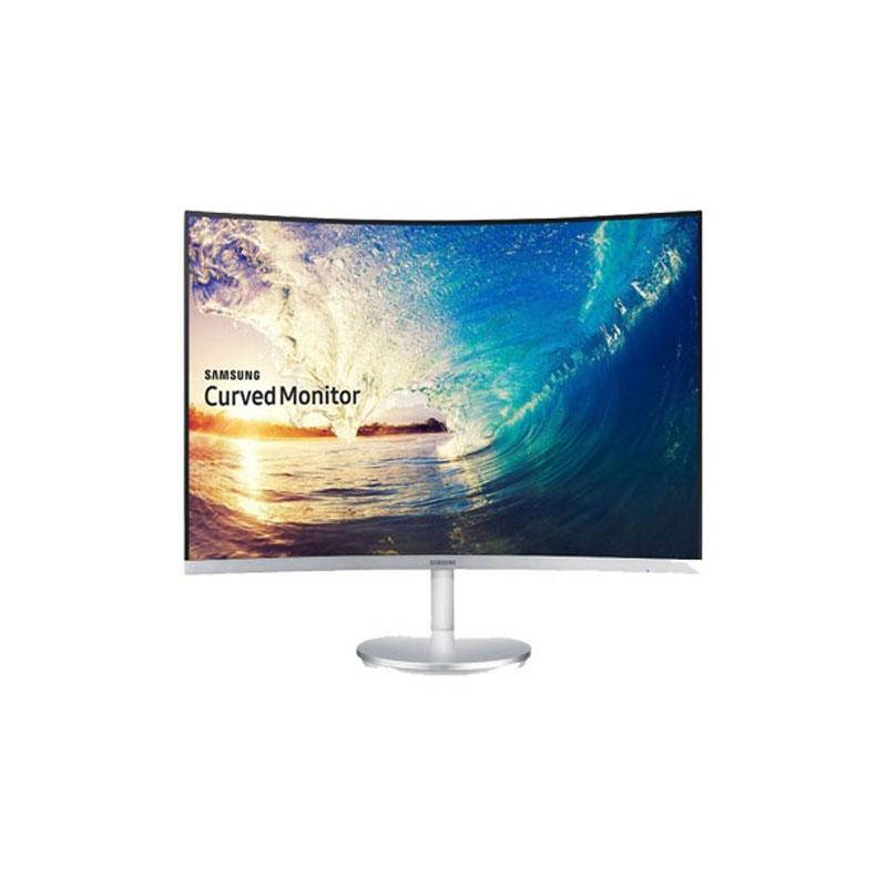 """Samsung C27F591FDW 27"""" 1920x1080 (WxH) FHD Curved (VGA HDMI)"""